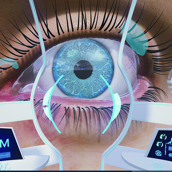 Ursapharm Virtual Reality Eye Experience