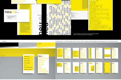 13. Galerie Neuheisel – Corporate Design