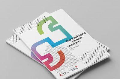 """25. Logo """"""""Deutschland besser machen – mit der zukunftsfähigen Stadt"""""""