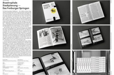 06. Anastrophale Stadtplanung – Das Freiburger Springen