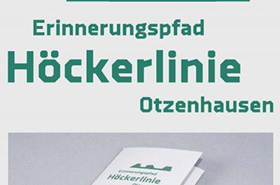38. Erinnerungspfad Höckerlinie Otzenhausen