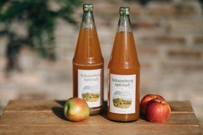 20. Schaumberg Apfelsaft