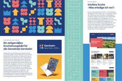 22. Website- und CD-Relaunch Gemeinde Gersheim